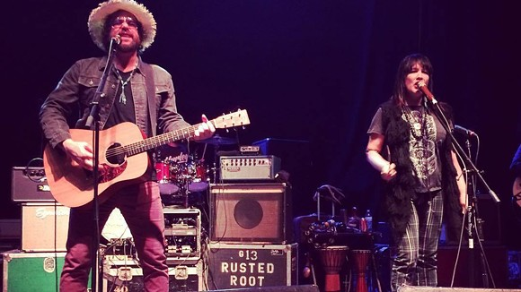 Rusted Root - PHOTO VIA RUSTED ROOT/FACEBOOK