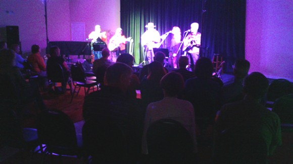 Rose Creek Rhythm at the Blue Bamboo Center for the Arts