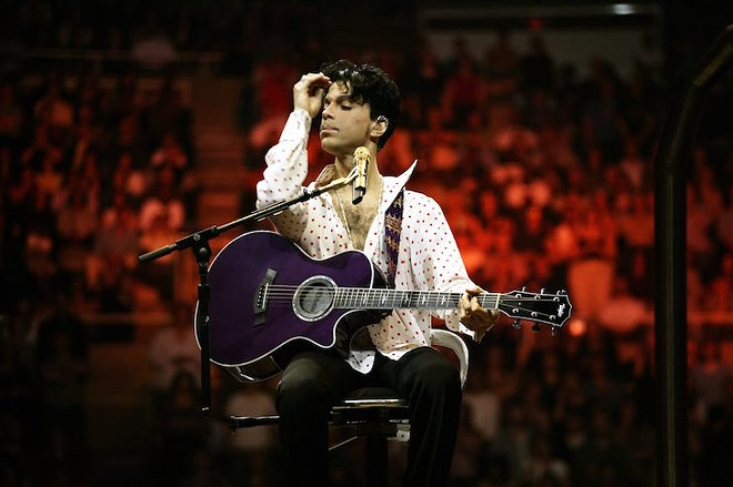 PHOTO VIA PRINCE/FACEBOOK