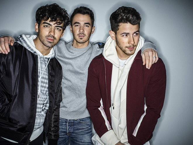 The Jonas Brothers - PEGGY SIROTA