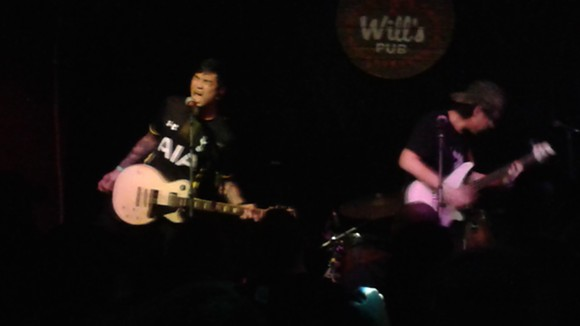 The Caulfield Cult at Will's Pub