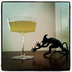 Corpse Reviver No. 2 - PHOTO BY JESSICA BRYCE YOUNG