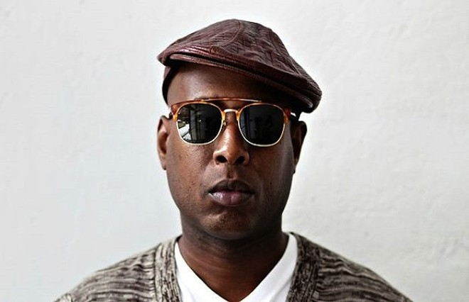 Talib Kweli - PHOTO VIA OKAY PLAYER