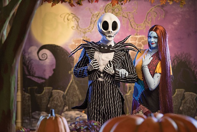 Mickey's not-so-scary Halloween Party. Walt Disney World Resort - PHOTO BY KENT PHILLIPS