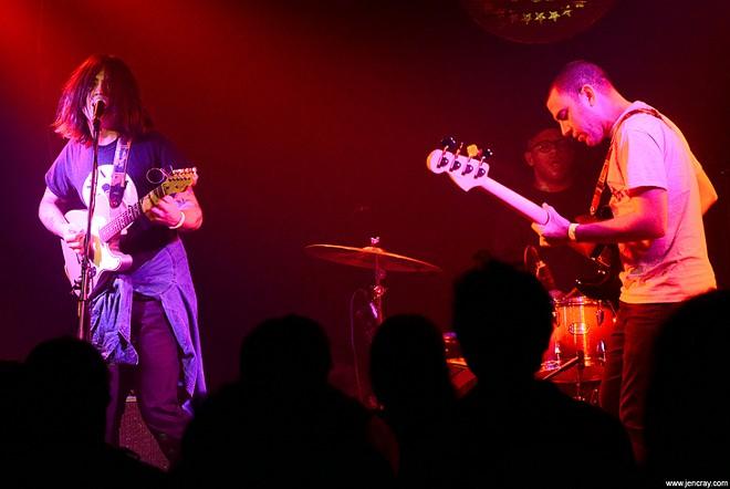 Jacuzzi Boys at Will's Pub - JEN CRAY