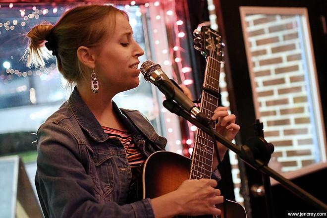 Lexi Long at the Nook - JEN CRAY