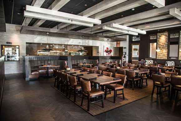 The main dining room at Tony Roma's on International Drive. - IMAGE COURTESY TONY ROMA'S