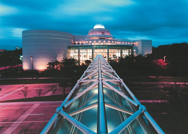 Orlando Science Center - COURTESY OF ORLANDO SCIENCE CENTER