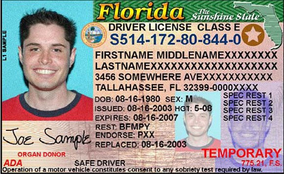 Driver's Blogs Records Into License Uses Investigation How Wants Florida Federal Bill Nelson