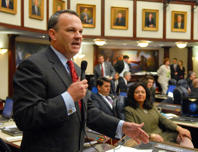PHOTO BY FLORIDA HOUSE OF REPRESENTATIVES VIA WIKIMEDIA COMMONS