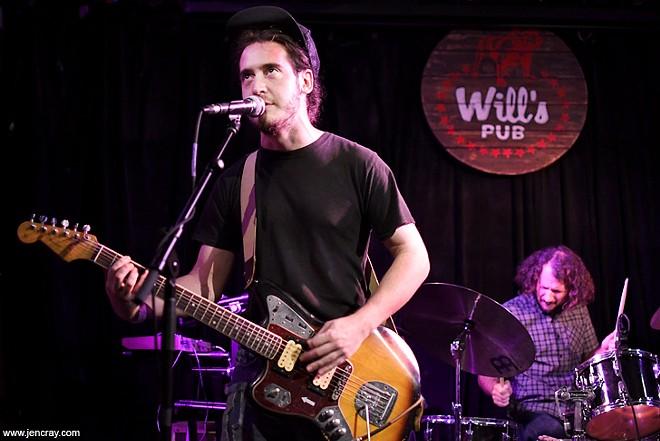 Sad Halen at Will's Pub - JEN CRAY