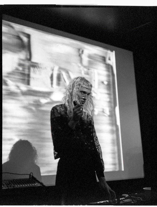 Voice Hoist - PHOTO BY LIV JONSE