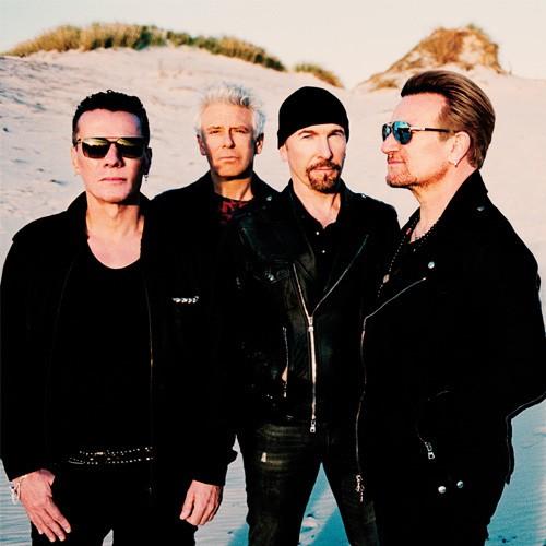 PHOTO VIA U2