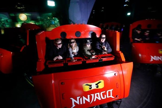 PHOTO VIA LEGOLAND FLORIDA'S FACEBOOK