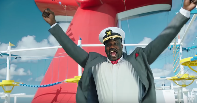 Shaq is not only Carnival's new Chief Fun Officer, he's also opening his own restaurant on select Carnival ships
