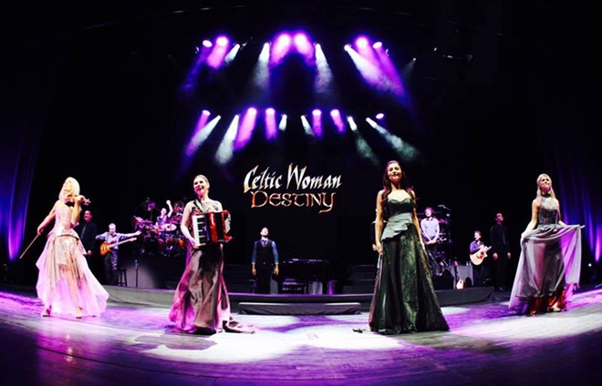 PHOTO VIA CELTIC WOMAN/FACEBOOK