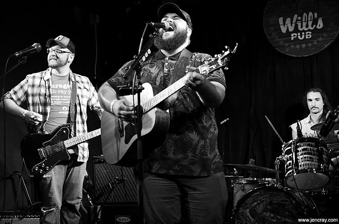Jordan Foley & the Wheelhouse at Will's Pub - JEN CRAY