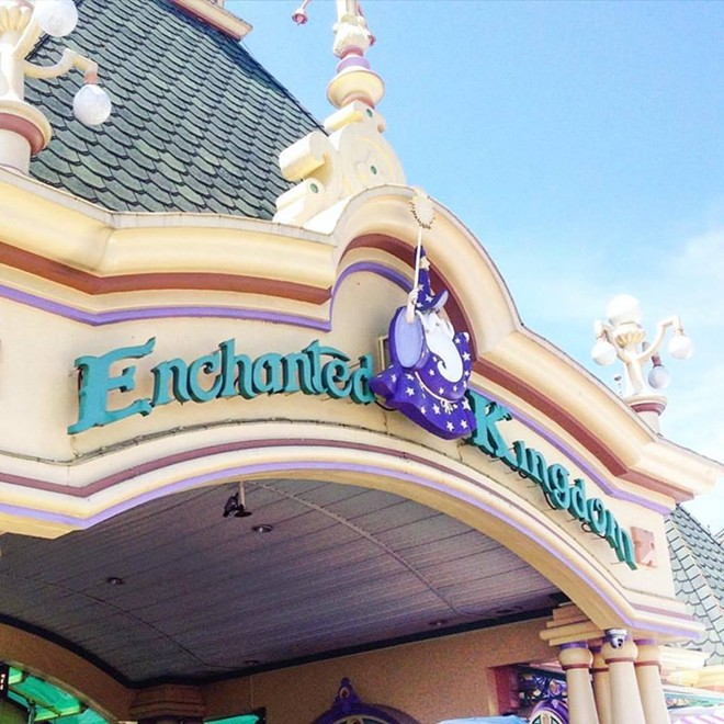 IMAGE VIA ENCHANTED KINGDOM | FACEBOOK