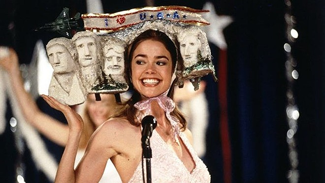 Denise Richards in Drop Dead Gorgeous - IMAGE COURTESY NEW LINE HOME VIDEO