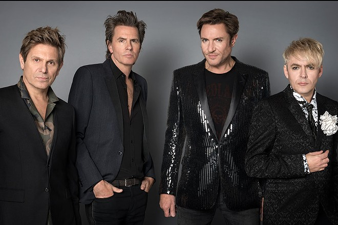 DURAN DURAN PHOTO COURTESY KSC