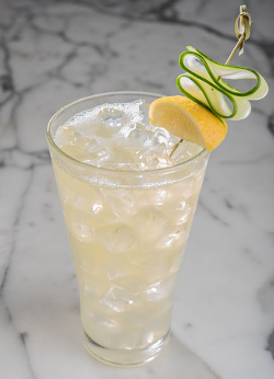 Teatime Collins - PHOTO COURTESY CHROMA