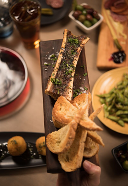 Roasted bone marrow - PHOTO COURTESY CHROMA