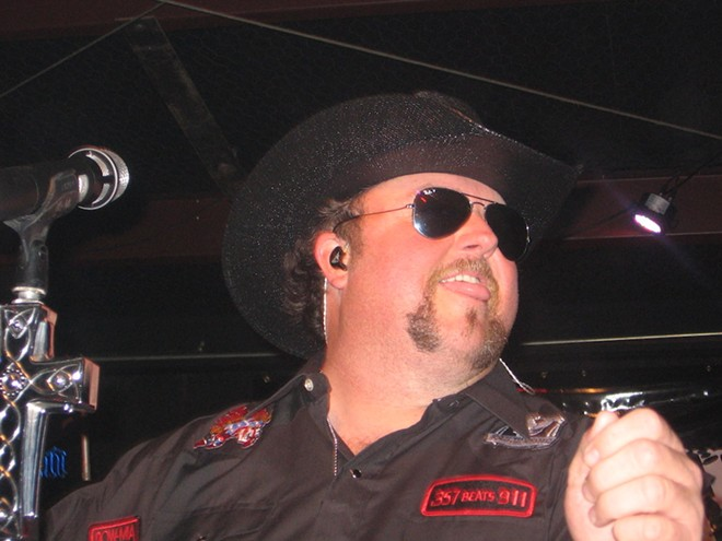 Colt Ford - PHOTO BY JASON ACCOMANDO/DJ VIRT, USED BY CC VIA WIKIMEDIA