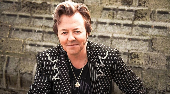 PHOTO VIA BRIAN SETZER/FACEBOOK