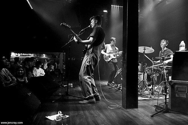 Tijuana Panthers at Soundbar - JEN CRAY