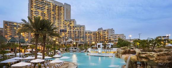 Orlando World Center Marriott - PHOTO VIA MARRIOTT ONLINE