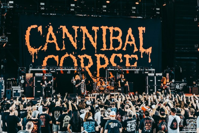Cannibal Corpse - PHOTO BY YVONNE_GOUGELET