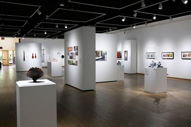 PHOTO VIA UCF ART GALLERY / FACEBOOK