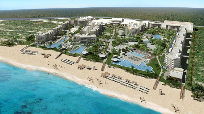Planet Hollywood Beach Resort Cancun - IMAGE VIA PLANET HOLLYWOOD HOTELS