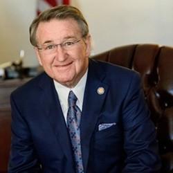 Sen. George Gainer, the richest state legislator in Florida - PHOTO VIA GEORGE GAINER / TWITTER