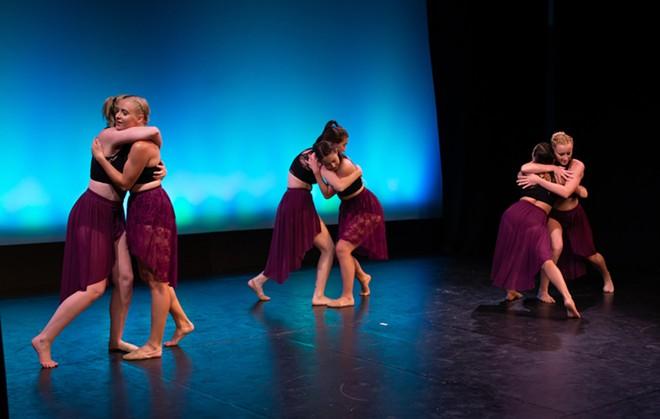 PHOTO COURTESY FLORIDA DANCE THEATRE