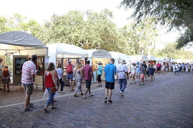 IMAGE VIA WINTER PARK AUTUMN ART FESTIVAL/FACEBOOK