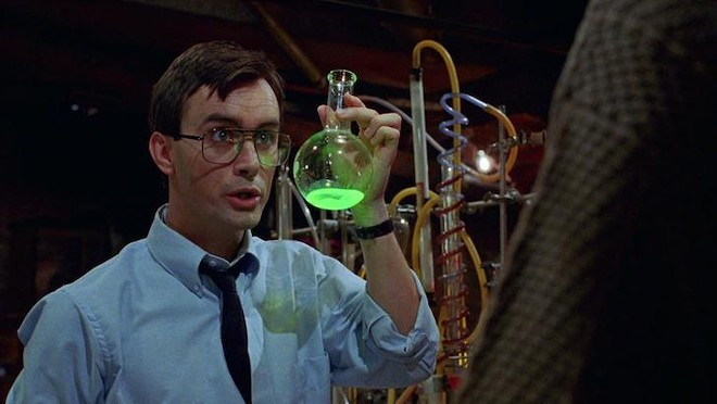 Jeffrey Combs in Bride of Re-Animator - IMAGE COURTESY ARTISAN ENTERTAINMENT