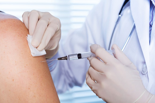 GET VACCINATED FOR HEPATITIS A IF YOU COULD COME IN CONTACT. | PHOTO VIA ADOBE STOCK