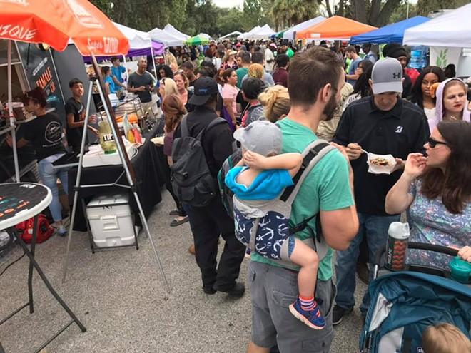 PHOTO VIA CENTRAL FLORIDA VEG FEST/FACEBOOK