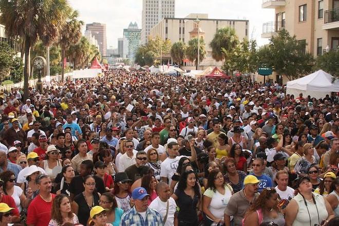 IMAGE VIA CALLE ORANGE FESTIVAL/FACEBOOK