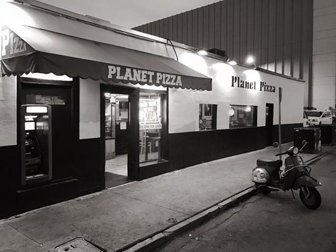 Planet Pizza - VIA PLANET PIZZA FACEBOOK