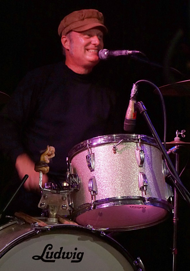 The Tremolords at Will's Pub - JIM LEATHERMAN