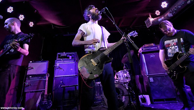 Titus Andronicus at Will's Pub - JEN CRAY