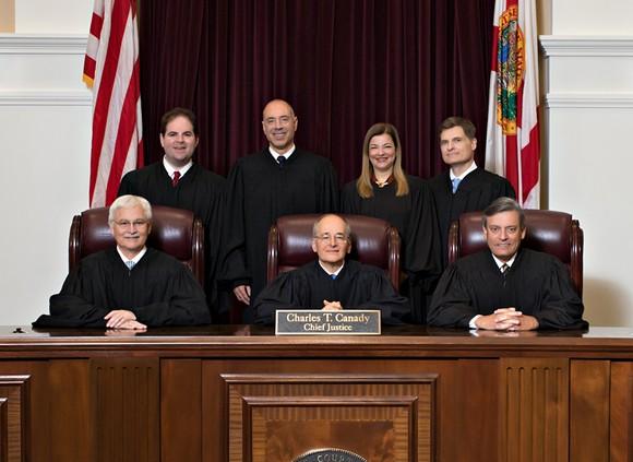 PHOTO VIA SUPREME COURT OF FLORIDA WEBSITE