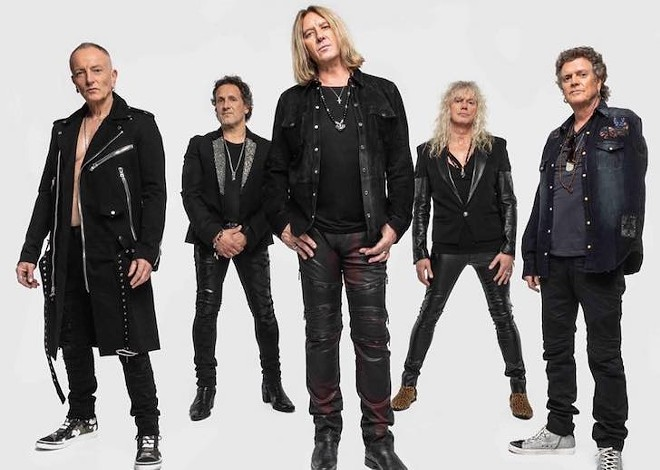Def Leppard - PHOTO COURTESY DEF LEPPARD/FACEBOOK