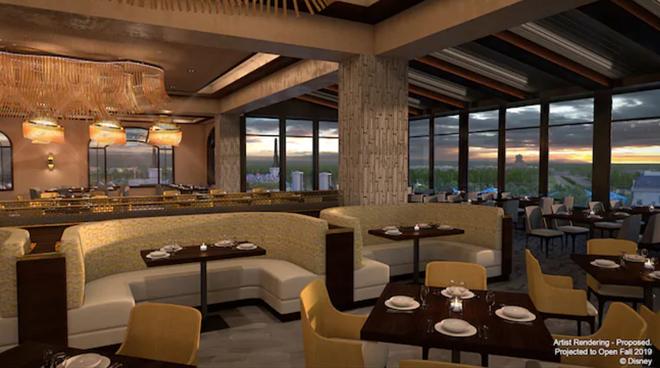 Topolino's Terrace – Flavors of the Riviera at Disney's Riviera Resort - IMAGE VIA DISNEY