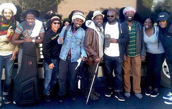 PHOTO COURTESY THE WAILERS/FACEBOOK