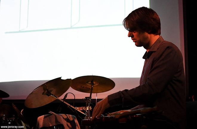 Jonas Van den Bossche at Will's Pub - JEN CRAY