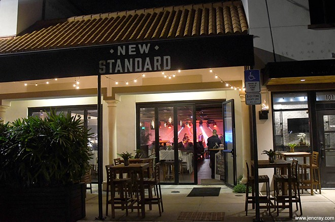 The New Standard - JEN CRAY