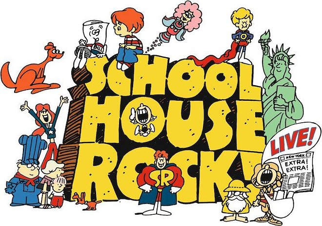 PHOTO COURTESY SCHOOLHOUSE ROCK LIVE/FACEBOOK